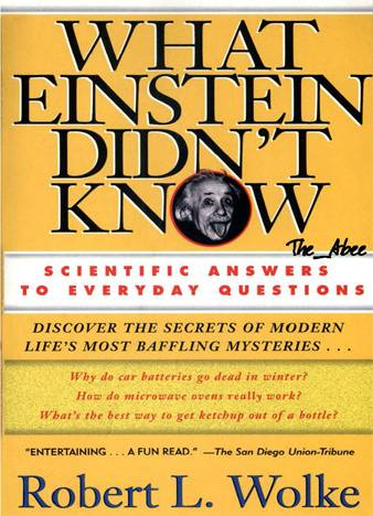 What Einstein Didn't Know: Scientific Answers to Everyday Questions by Robert L. Wolke