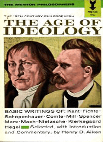 The age of ideology – 19th century philosophers