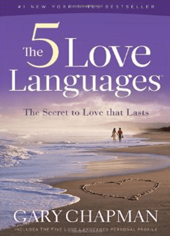 The 5 (Five) Love Languages by Gary Chapman