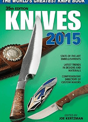 Knives 2015: The World's Greatest Knife Book 35th edition