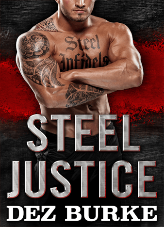 Steel Justice (A Bad Boy MC Romance)