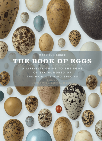 The Book of Eggs- A Lifesize Guide to the Eggs of Six Hundred of the World's Bird Species