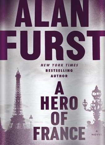 A Hero of France (Night Soldiers #14)
