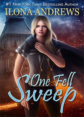 One Fell Sweep (Innkeeper Chronicles #3) by Ilona Andrews