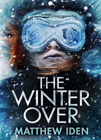 The Winter Over by Matthew Iden