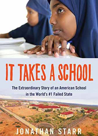 It Takes a School by Jonathan Starr