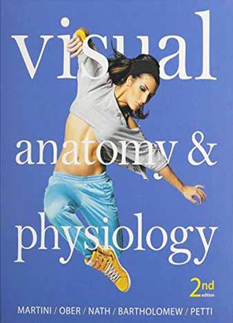 Visual Anatomy & Physiology (2nd Edition) by Frederic H. Martini