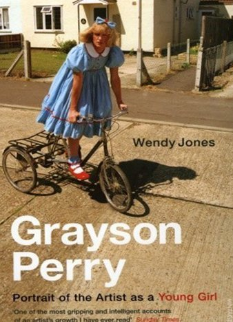 Portrait Of The Artist As A Young Girl by Grayson Perry, Wendy Jones