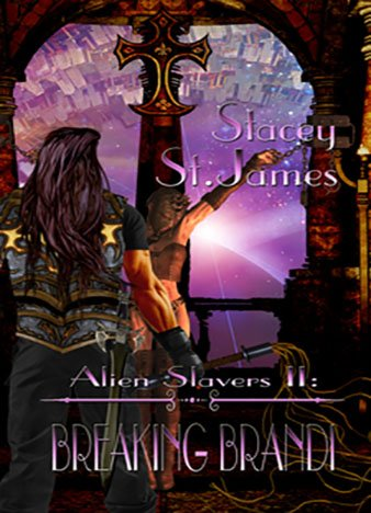 Breaking Brandi by Stacey St. James