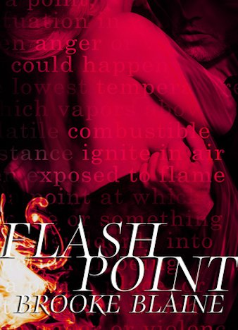 Flash Point by Brooke Blaine