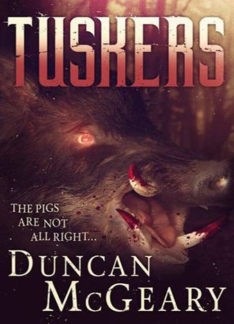 Tuskers by Duncan McGeary
