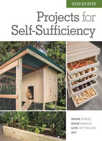 Step-by-Step Projects for Self-Sufficiency: Grow Edibles by Black & Decker (ePUB)
