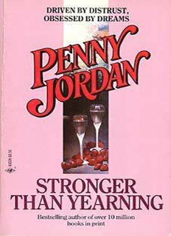 Stronger Than Yearning by Penny Jordan (ePUB)