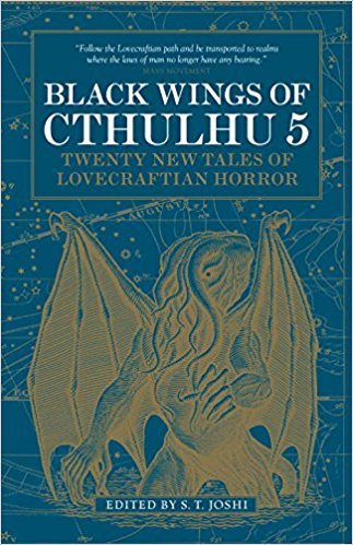 Black Wings of Cthulhu Paperback by S T Joshi