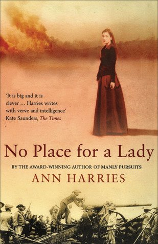 No Place for a Lady by Ann Harries