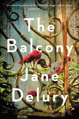 The Balcony by Jane Delury