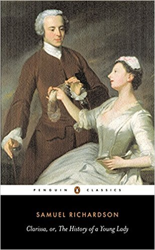 Clarissa, or, the History of a Young Lady by Samuel Richardson,  Angus Ross