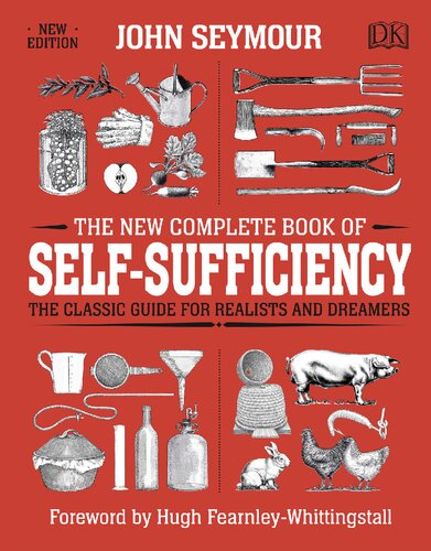 New Complete Book Of Self Sufficiency