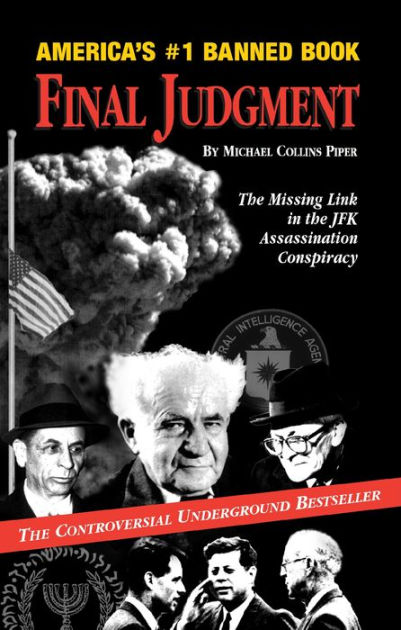 Final Judgment: The Missing Link in the JFK Assassination Conspiracy PDF