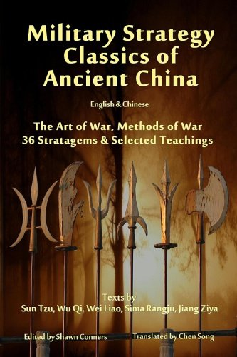 Military strategy classics of ancient China by Shawn Conners