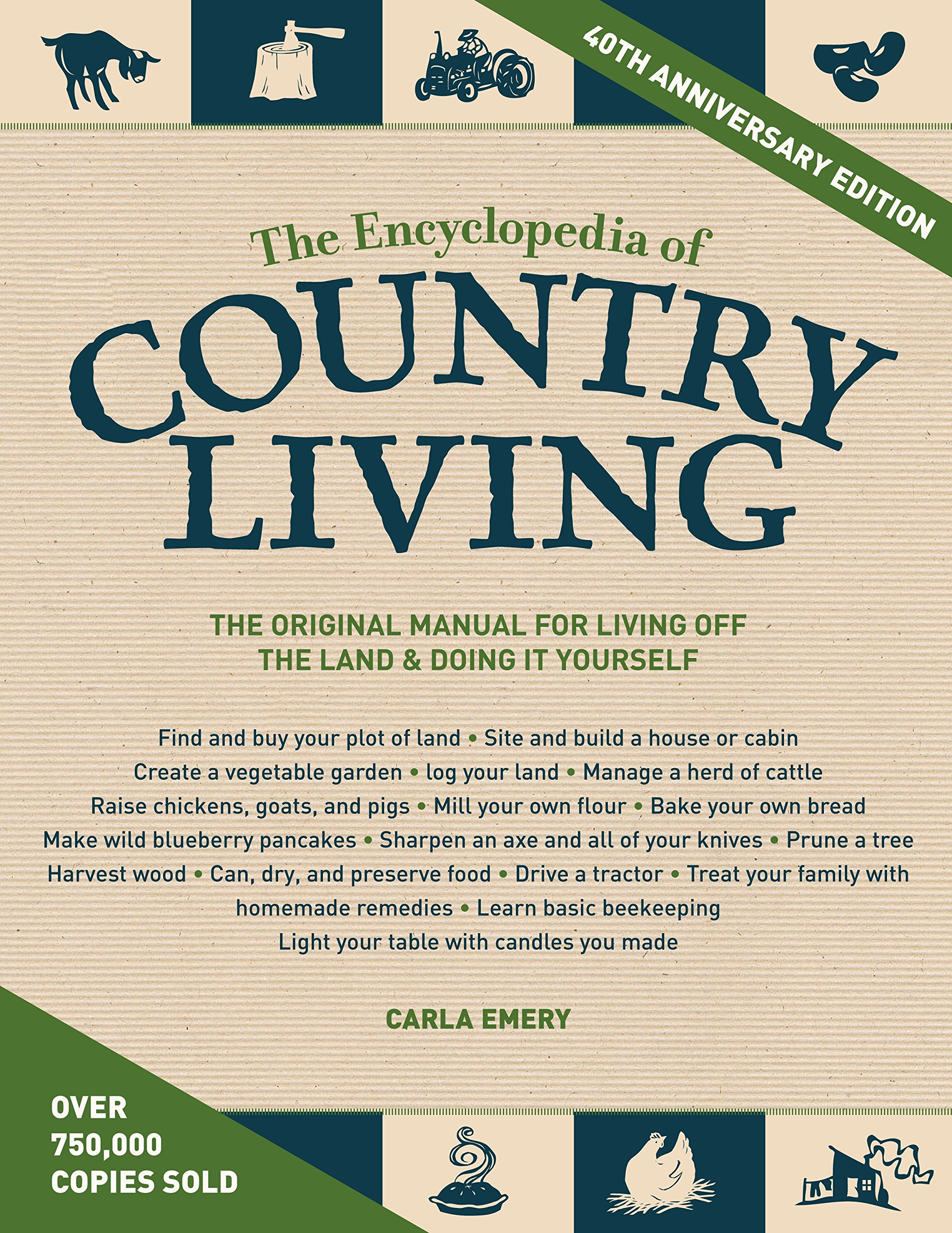 The Encyclopedia of Country Living PDF